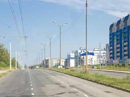 В Ижевске ограничат движение по улице 40 лет Победы