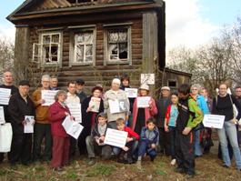 Защитники дома Пастухова в Ижевске поругались с директором музея