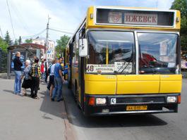 В Ижевске перенесли остановку автобуса № 460