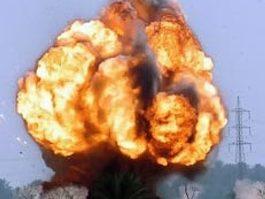 Четыре взрыва прогремели в Днепропетровске