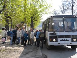 В Ижевске начали курсировать новые дачные маршруты