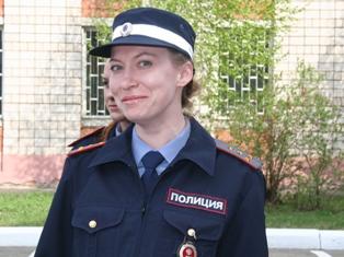 Полицию в Ижевске одели в новую форму