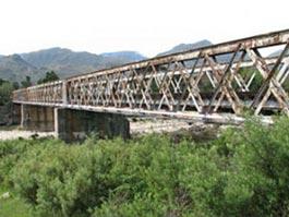 Огромный железный мост украли в Чехии