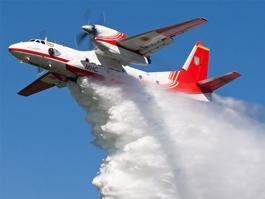 Искать лесные пожары в Удмуртии будут с помощью авиации