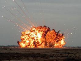 В Нижегородской области взорвались боеприпасы