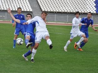 «Зенит-Ижевск» вырвал победу у «Академии» за минуту до конца матча