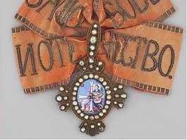 В России снова будут награждать орденом Святой Екатерины