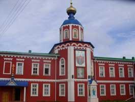 Поклониться мощам Матроны Московской жители Удмуртии смогут до 10 мая