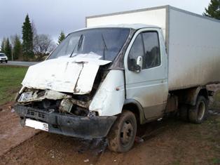 ДТП на трассе в Удмуртии: в «замесе» из трех грузовиков пострадала женщина