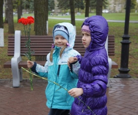 Детсадовцы Ижевска рассказали, что, по их мнению, - День Победы