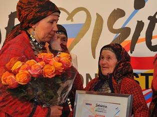 Ижевчане призывают европейцев голосовать за «Бурановских бабушек»