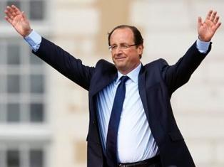 Во Франции сменился президент