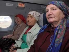 «Бурановские бабушки» отправились в Москву