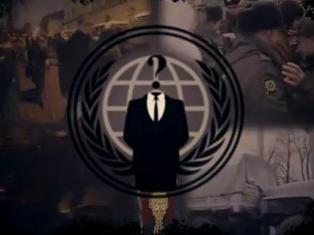 Хакеры Anonymous атаковали сайт президента России