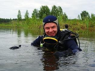 Дайверы Ижевска очистят берег и дно Селычки от мусора