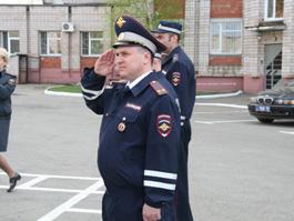 Ижевская полиция оделась с иголочки