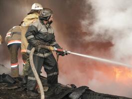 10 млн. рублей выделят резервным пожарным Ижевска