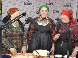 «Бурановские бабушки» придут в гости к «Мурзилкам Интернешнл»