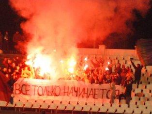 Полиция ожидает беспорядки на футбольном матче «Зенит - Ижевск» - «Носта»