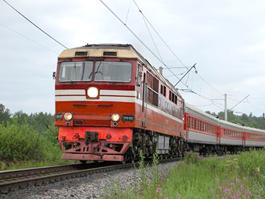 Дополнительный поезд пустят из Ижевска до Москвы