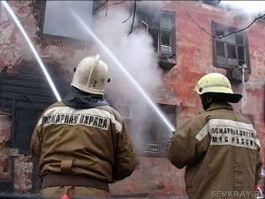 Ижевчанка сгорела в квартире из-за непотушенной сигареты своего  сына
