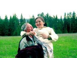 Ижевчанин встретил любовь в 58 лет благодаря газете «Центр»