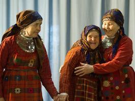 Букмекеры прочат «Бурановским бабушкам» 2-е место на «Евровидении-2012»
