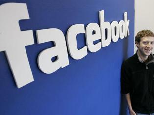 Facebook разместил акций на более чем 100 млрд долларов