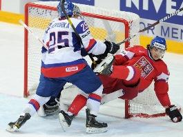 Сборная России встретится со словаками в финале чемпионата мира по хоккею