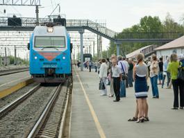 В Ижевске  билет на поезд можно будет купить в кредит