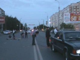ДТП в Ижевске: «Волга» насмерть сбила пешехода