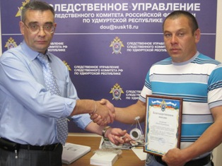 Случайный свидетель в Ижевске помог задержать кровавого убийцу