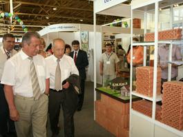 В Ижевске успешно стартовали выставки «Город XXI века» и «Мебель. Деревообработка»