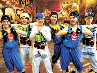 Ижевская шоу-группа «Дельфин» прошла в полуфинал детского «Евровидения-2012»