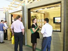 Многообразие решений для дома от участников выставок «Город XXI века» и «Мебель. Деревообработка»