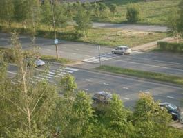 Жуткая авария послужила поводом для установки нового светофора в Ижевске