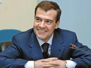 Дмитрия Медведева выбрали председателем «Единой России»