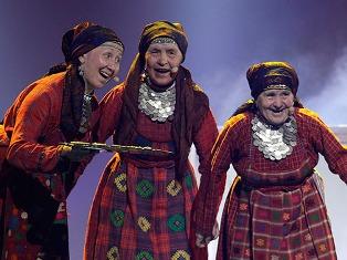 Подготовка Удмуртии к финалу «Евровидения»: жители Бураново предсказывают победу бабушек по погоде