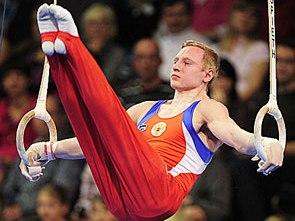 Российские гимнасты заняли 1-е место в общекомандном зачете на чемпионате Европы