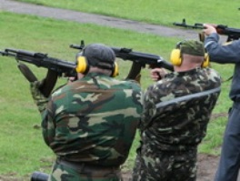 Полицейские Удмуртии выбрали лучших стрелков