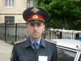 В Ижевске полицейский задержал грабителя по дороге на работу
