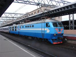 Отследить движение пассажирских поездов теперь можно через Интернет
