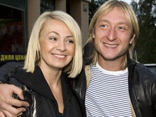 Яна Рудковская и Евгений Плющенко ждут ребенка