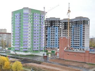 Ижевску поставили план: полмиллиона «квадратов» жилья в год