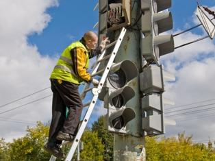 В Ижевске заработают 4 новых светофора и компьютерная система управления движением