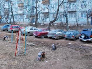 Городские власти ужесточили требования к парковкам для ижевских новостроек