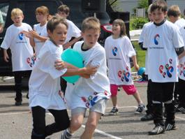 «РОСТЕЛЕКОМ» организовал летние олимпийские старты для детей из детских домов Удмуртии