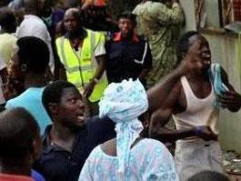 В Нигерии разбился самолет, 153 человека погибли