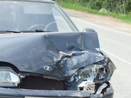 ДТП в Удмуртии: две «четырнадцатые» не поделили дорогу