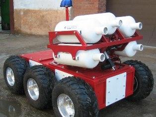МЧС Удмуртии начнет использовать роботехнику на воде и под водой
